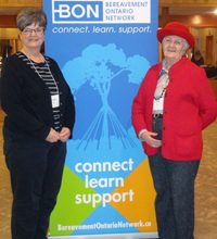 Guelph Teachers Present at the Bereavement Ontario Network Conference