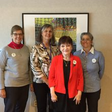 TT at Guelph General Hospital for Healthy Workplace Month