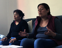Therapeutic Touch for Self-Care in Oaxaca, Mexico
